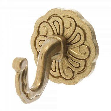 """Комплект крючков для штор """"Классика"""", дизайн 109.582, золото матовое"""