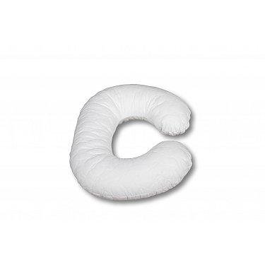 """Подушка """"Для беременных"""", искусственный лебяжий пух, 400*35  см"""
