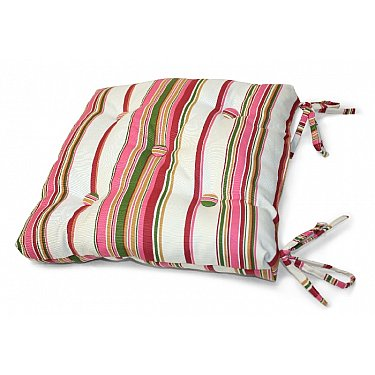 "Подушка на стул ""Baldini"", розовый-A"