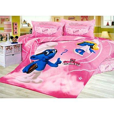 КПБ Детский Сатин дизайн 59 (1.5 спальный)