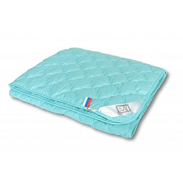 """Одеяло """"Бриз"""", легкое, голубой"""