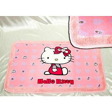 Детский коврик для ванной Hello Kitty, 50*80 см