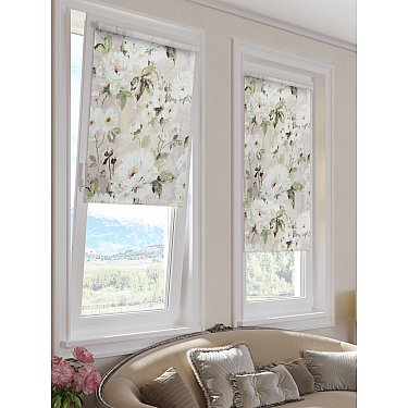 Рулонная штора Flora