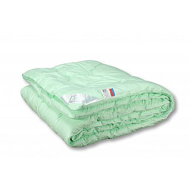 "Одеяло ""Бамбук"", теплое, зеленый"