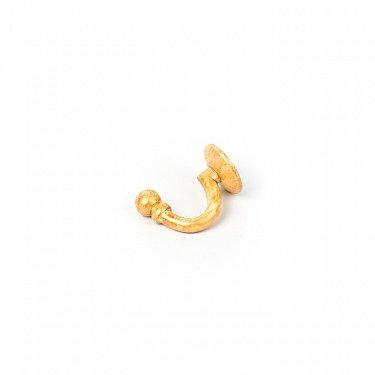 Крючок для штор СР-604-33, белое золото