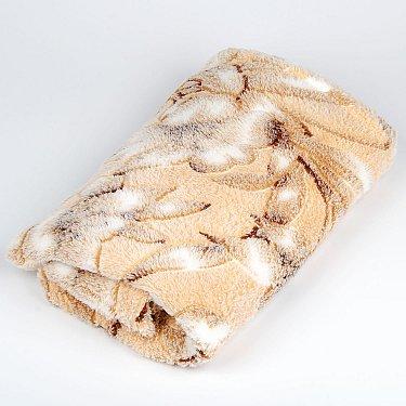 Плед Бамбук Лилии, 180*200 см