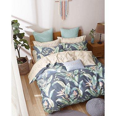 КПБ Сатин Twill дизайн 186 (1.5 спальный)