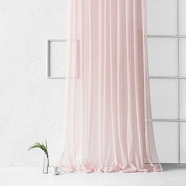 """Тюль """"Грик"""", розовый"""