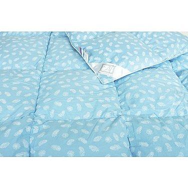 """Одеяло """"Дольче"""", теплое, голубой"""