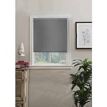 """Рулонная штора """"Blackout"""", серый"""