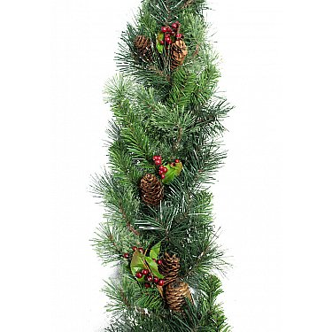 Гирлянда еловая Spruce 2,7 м