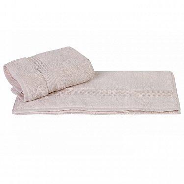 """Махровое полотенце """"FIRUZE"""", бежевый, 50*90 см-A"""