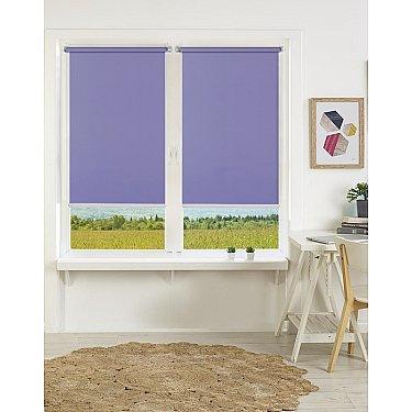 "Рулонная штора mini ""Satin"", фиолетовый"