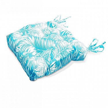 "Подушка на стул ""Sky Palma"", дизайн 140"