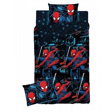КПБ Marvel Spider city (1.5 спальный)