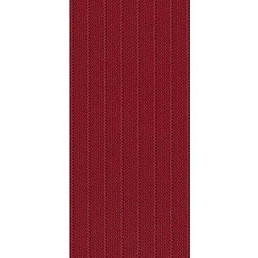 """Комплект ламелей для вертикальных жалюзи """"Лайн"""", красный, 280 см-A"""