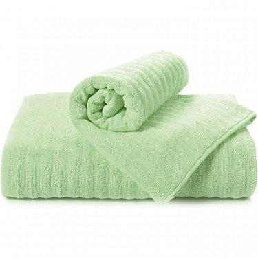 """Полотенце """"Aquarelle Волна"""", светло-зеленый"""