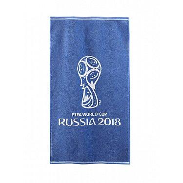 """Полотенце махровое """"FIFA Кубок"""", синий"""