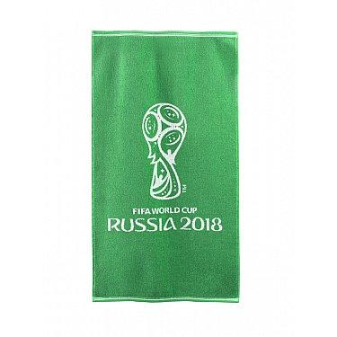 """Полотенце махровое """"FIFA Кубок"""", зеленый"""