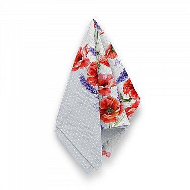 Комплект вафельных полотенец (3шт) 50х70 'Романтика' Гретта Сан-Реми де Прованс