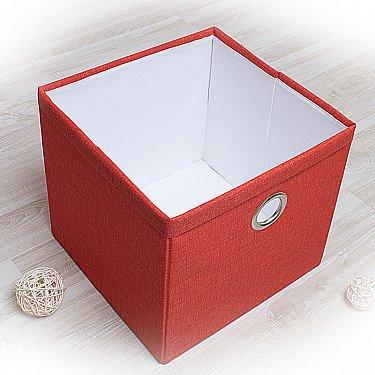 """Декоративная корзинка """"Фальсо-2"""", большая, оранжевый"""