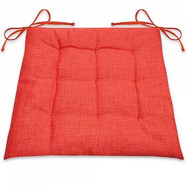 """Подушка для сидения """"Фальсо""""-2, оранжевый"""