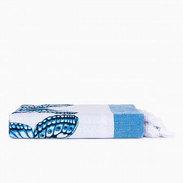 Полотенце для сауны Arya Butterfly, 90*160 см
