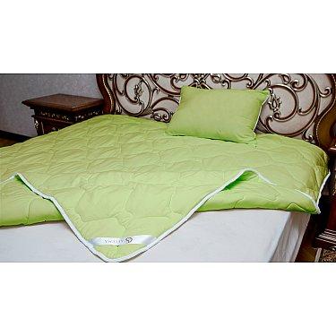 """Одеяло классическое """"Жатка"""", зеленый"""