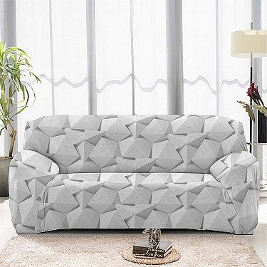 Чехол на диван четырехместный ЧХТР046-13334, 240-290 см