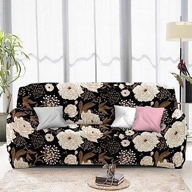 Чехол на диван четырехместный ЧХТР046-16892, 240-290 см