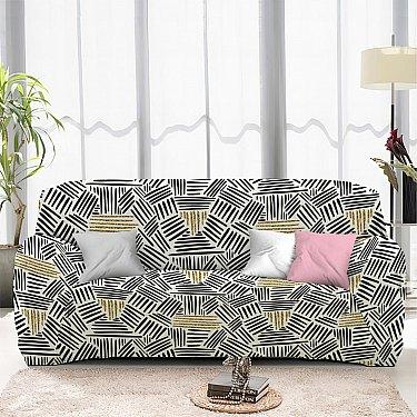 Чехол на диван четырехместный ЧХТР046-16893, 240-290 см