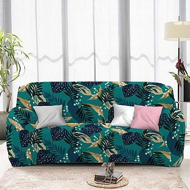Чехол на диван четырехместный ЧХТР046-16899, 240-290 см