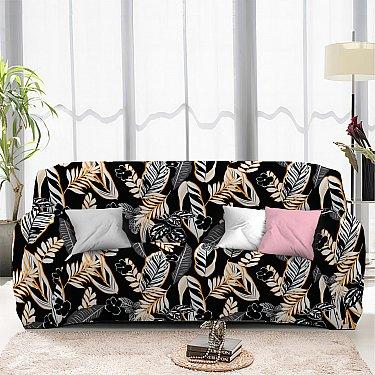 Чехол на диван четырехместный ЧХТР046-16900, 240-290 см