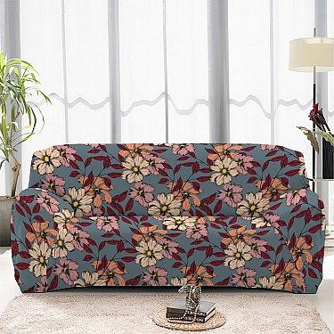 Чехол на диван четырехместный ЧХТР046-16904, 240-290 см
