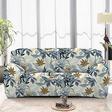 Чехол на диван четырехместный ЧХТР046-16905, 240-290 см