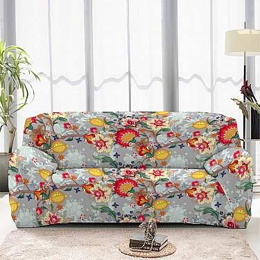 Чехол на диван четырехместный ЧХТР046-16906, 240-290 см