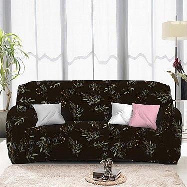 Чехол на диван четырехместный ЧХТР046-16907, 240-290 см