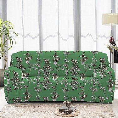 Чехол на диван четырехместный ЧХТР046-16910, 240-290 см