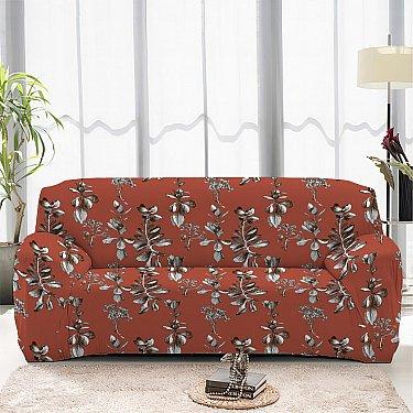 Чехол на диван четырехместный ЧХТР046-16911, 240-290 см