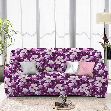 Чехол на диван четырехместный ЧХТР046-16914, 240-290 см