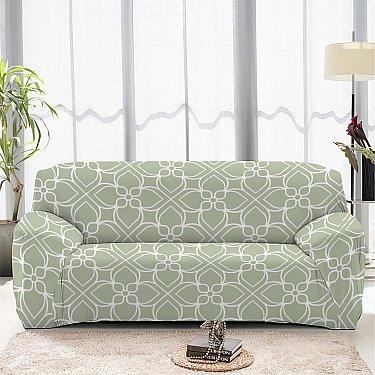 Чехол на диван трехместный ЧХТР071-16938, 195-230 см