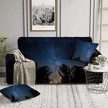 Чехол на диван ЧХТР-02956
