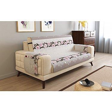 Накидка на диван с подлокотниками 12862