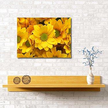 """Картина """"Желтые цветы"""", 60*40 см"""