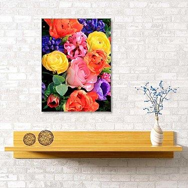 """Картина """"Цветочное настроение"""", 40*60 см"""