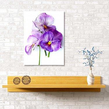 """Картина """"Крупные цветы""""40*60"""
