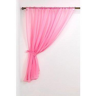 """Тюль """"Розовый"""", 290*180 см"""
