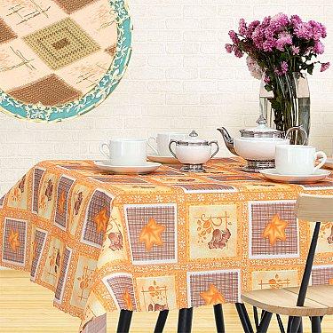 Скатерть для кухни, дизайн 1