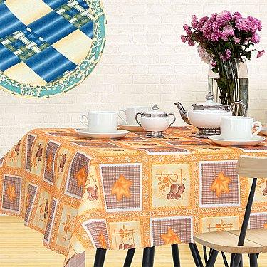 Скатерть для кухни, дизайн 15