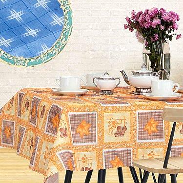 Скатерть для кухни, дизайн 16